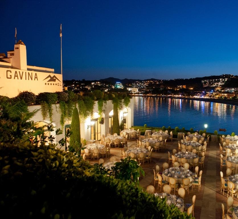 Luxury hotel hostal de la gavina hostal de la gavina for Hostal luxury